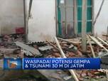 Hot News: Potensi Tsunami Jatim Hingga Musim Bagi Dividen