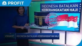 Indonesia Batalkan Keberangkatan Haji 2021