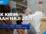 Indonesia Tidak Kirim Jemaah Haji 2021