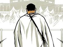 Ada 'Perang Vaksin' di Balik Pembatasan Haji 2021 Arab Saudi?