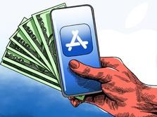 Pandemi, Transaksi Apple App Store Tembus Rp 9.191 Triliun