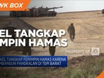 Bangun Pangkalan, Israel Tangkap Pemimpin Hamas