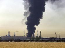 Panas! Raja Salman Tangkal Serangan Houthi ke Kilang Minyak