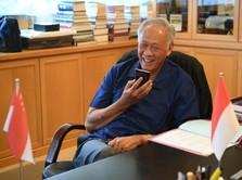 Menhan Singapura Telepon Prabowo Subianto, Ada Apa?