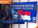 TV Analog ke Digital Siap-Siap Migrasi