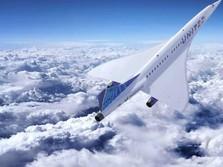 Maskapai Ini Beli Pesawat Supersonic, NY-London Cuma 3,5 Jam