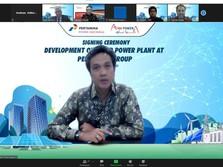 Transisi Energi, PNRE & ACWA Power Teken Nota Kesepahaman