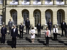 Deal Bersejarah! G7 akan Pajaki Google Cs Minimal 15%