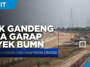 Erick Thohir Gandeng China Garap Proyek Strategis BUMN