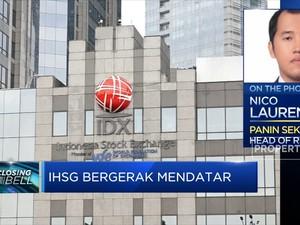 Sempat Terkonsolidasi, IHSG Berhasil Ditutup Menguat