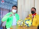 Raffi-Atta-Gading Marten Akuisisi Klub Bola, Ini Kata Menpora