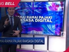 Ramai-Ramai Pajaki Raksasa Digital