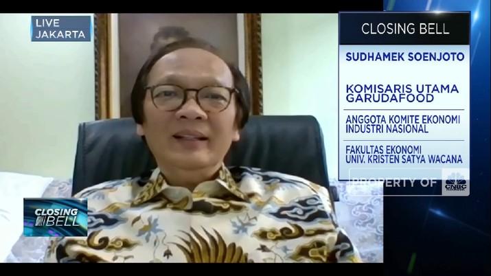 Sales Meningkat, Pengusaha Optimistis Pemulihan Sektor Konsumer Membaik (CNBC Indonesia TV)