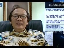 Bos GarudaFood Tolak Kenaikan PPN: Ekonomi RI Bakal Terpukul!