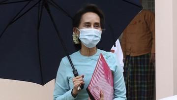 Myanmar Masuk Perang Saudara, Apa Komentar Aung San Suu Kyi? thumbnail