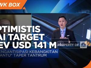 BI Optismistis Capai Target Cadev USD 141 M di Akhir 2021