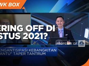 BI: Paling Cepat The Fed Umumkan Tapering Off di Agustus 2021
