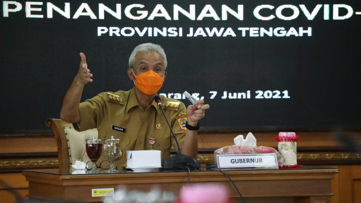 Gubernur Jawa Tengah, Ganjar Pranowo (Foto : Handy/Humas Jateng)