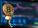 Kripto On Fire! Harga Bitcoin Tembus Rp 670 juta