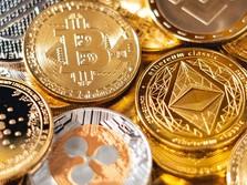Habis Tenaga dari Pompom, Harga Bitcoin Cs Makin Terpuruk