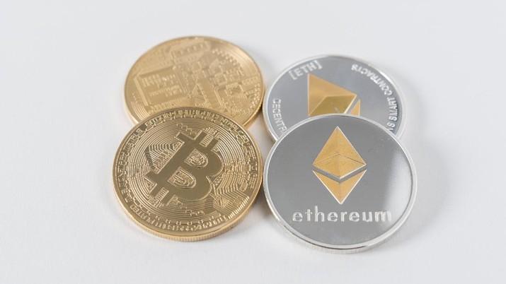 Ilustrasi Cryptocurrency (Photo by Thought Catalog on Unsplash)