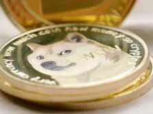 Akhir Pekan, Koin Kripto Raksasa 'Loyo', Dogecoin Anjlok 8%
