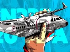 Begini Fakta Pesawat Buatan RI Jadi 'Rebutan' Internasional