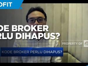 Kode Broker Dihapus,BEI Diharap Dorong Edukasi Investor Ritel