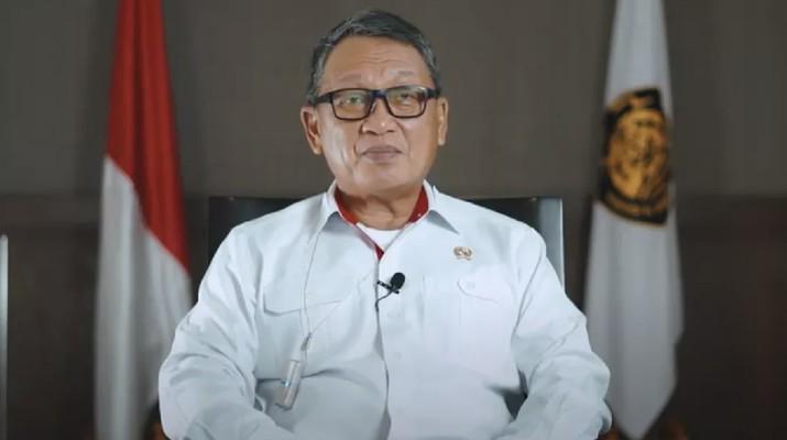 Menteri Energi dan Sumber Daya Mineral (ESDM) Arifin Tasrif (Dok. ESDM)