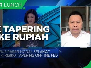 MI: Efek Tapering Tak Akan Besar ke Rupiah & Pasar Keuangan