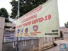 Covid-19 DKI Meledak, Ini Daftar Kelurahan Kasus Terbanyak