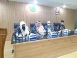 Dubes Saudi Sowan MUI Pusat, Bahas Haji Hingga Pelatihan Dai