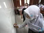 Intip Simulasi Sekolah Tatap Muka di SMAN Negeri 15 Jakarta