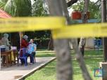 Melihat Penerapan Mini Lockdown Kelurahan Kayu Putih Jaktim
