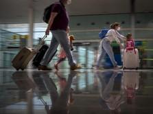 AS Longgarkan Izin Perjalanan Warga ke 110 Negara, Ada RI?