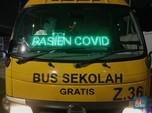 Rumah Sakit Semakin Penuh, Ini Data BOR 15 Kota di Jawa