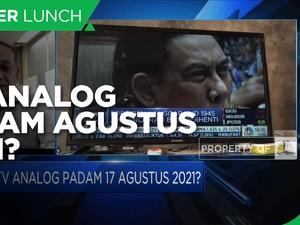 Alasan ATVSI Usul Pemadaman Siaran TV Analog Dimulai di Batam