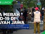 8 Daerah di Jawa Tengah Kena Zona Merah Corona