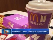 BTS Meal Terjual Rp 1,4 Miliar di eBay