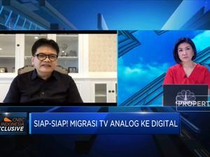 Hemat Penggunaan Frekuensi, Alasan Migrasi TV Digital RI