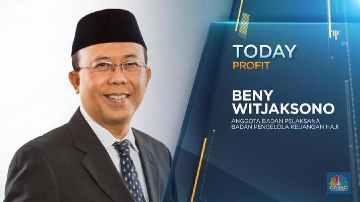 Optimalisasi Investasi Dana Haji bersama BPKH Beny Witjaksono