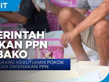 Pemerintah Siapkan Aturan PPN Untuk Sembako