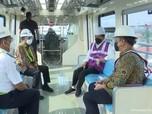 Jokowi Titahkan LRT Kelar 2022, Awas LRT Palembang Terulang?
