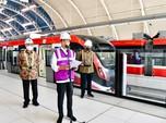 Catat Nih Warga Jabodetabek, LRT Beroperasi Juni 2022