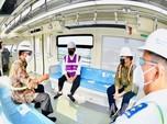 Soal LRT Jabodebek, Menhub Dapat Pesan Khusus dari Jokowi!