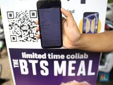 Banyak Gerai Ditutup Gegara Heboh BTS Meal, Ini Respons McD!