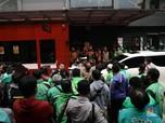 Heboh BTS Meal, Polisi Tutup Antrean Sejumlah McD di Jakarta