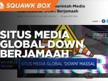 Situs Media Global 'Down' Berjamaah
