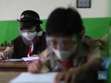 Covid-19 Meledak, Jakarta Hentikan Sekolah Tatap Muka