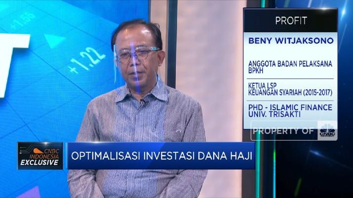 Begini Cara BPKH Pastikan Keamanan Investasi Dana Haji (CNBC Indonesia TV)